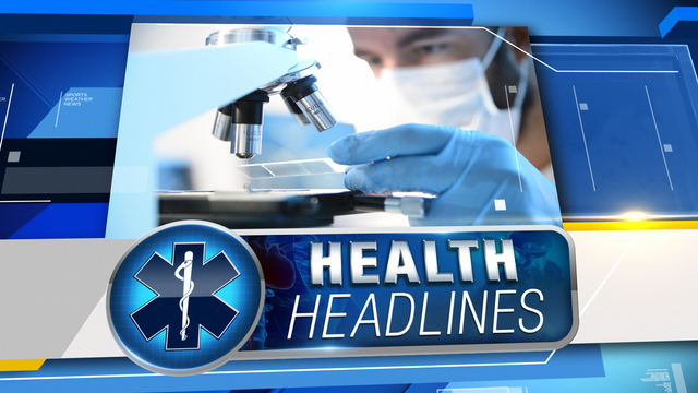 Health Headlines for March 25, 2019