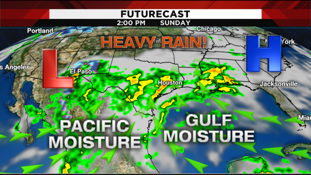 Weekend Heavy Rain Forecast Map.PNG