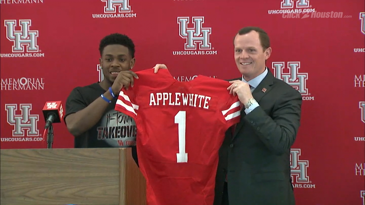Major Applewhite Family