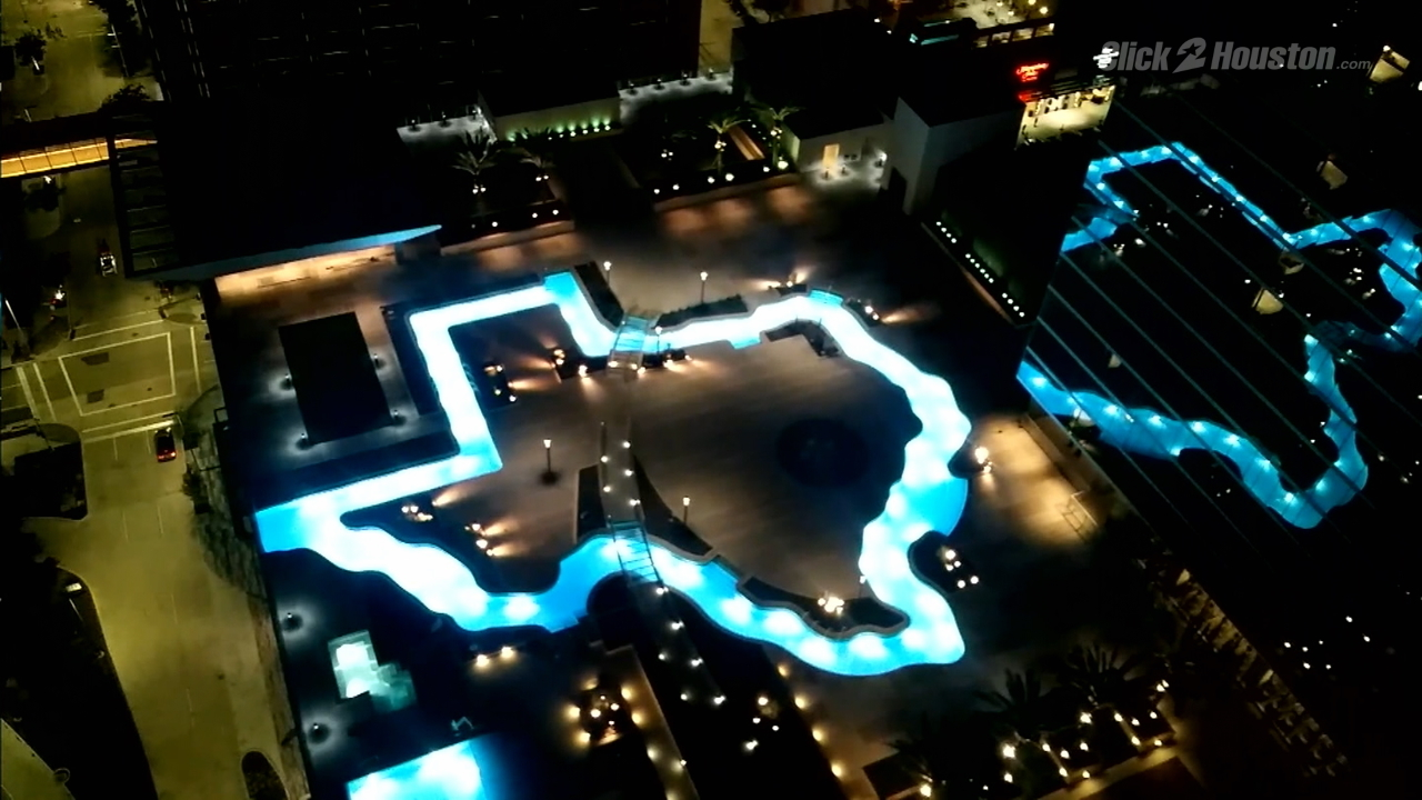 Marriott Marquis Opening World S Largest Texas Shaped