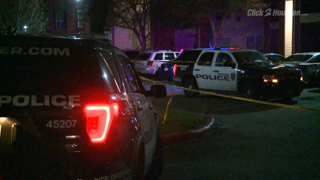 police search for shooter after woman killed at briarforest