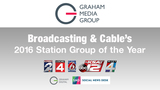 Graham Media Group named Station Group of the Year