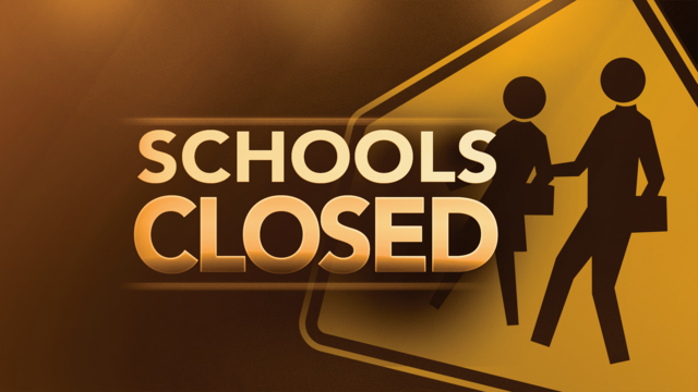 List of schools closed due to Tropical Storm Imelda