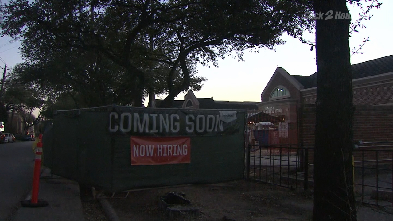 Rice Village Restaurants Dealing With Construction Issues