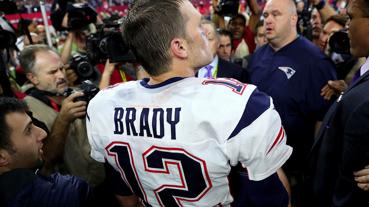 41efa89ee Video thumbnail for Jersey-gate solved  Tom Brady s jersey found in Mexico
