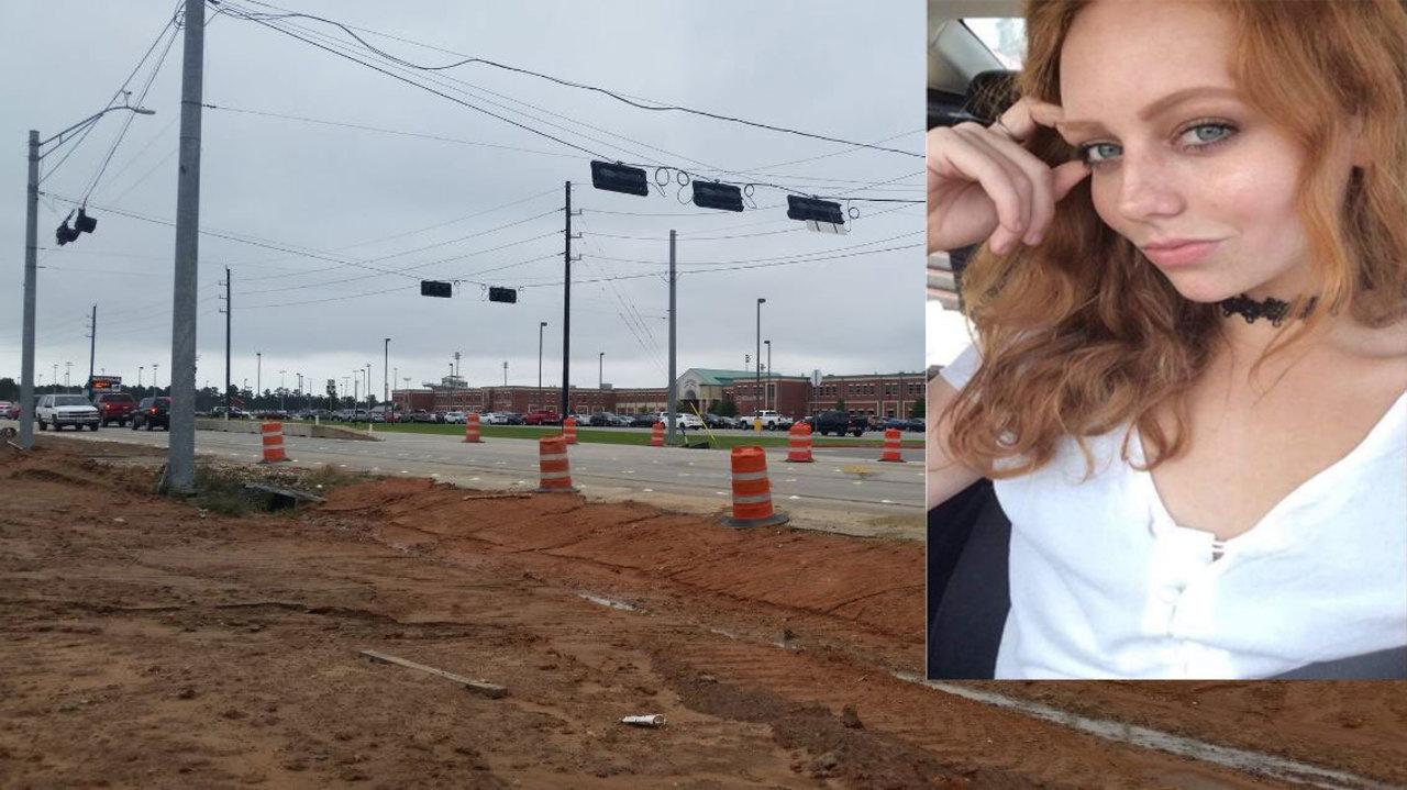 Woman Dies In Car Accident Near Houston