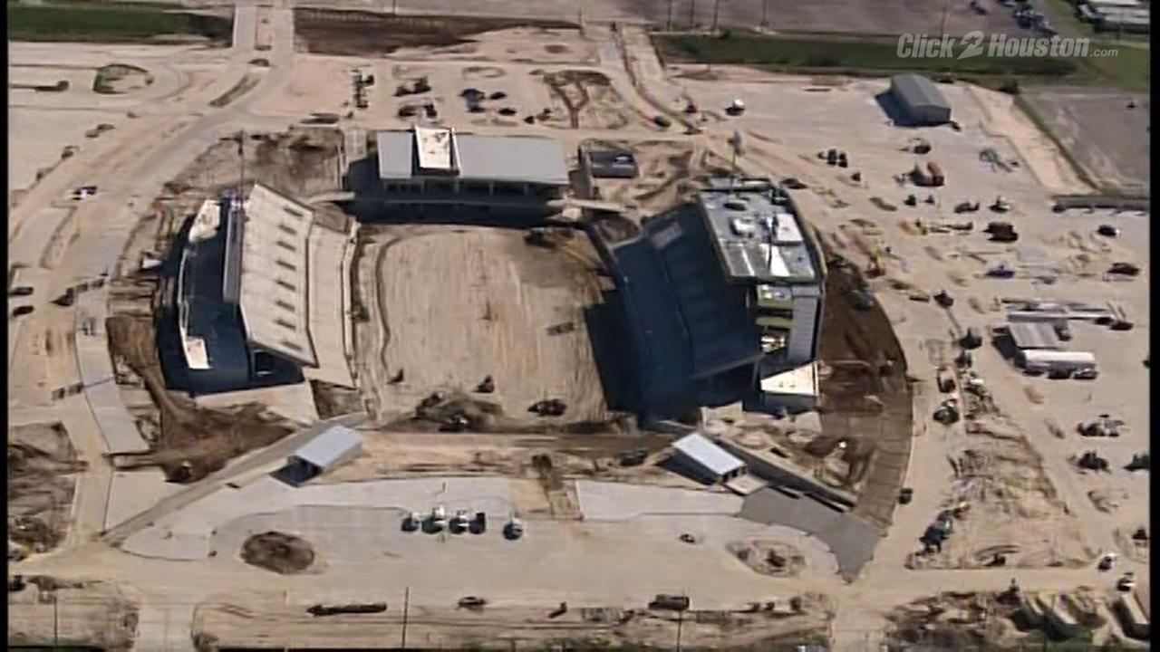 Katy ISD close to naming its new stadium