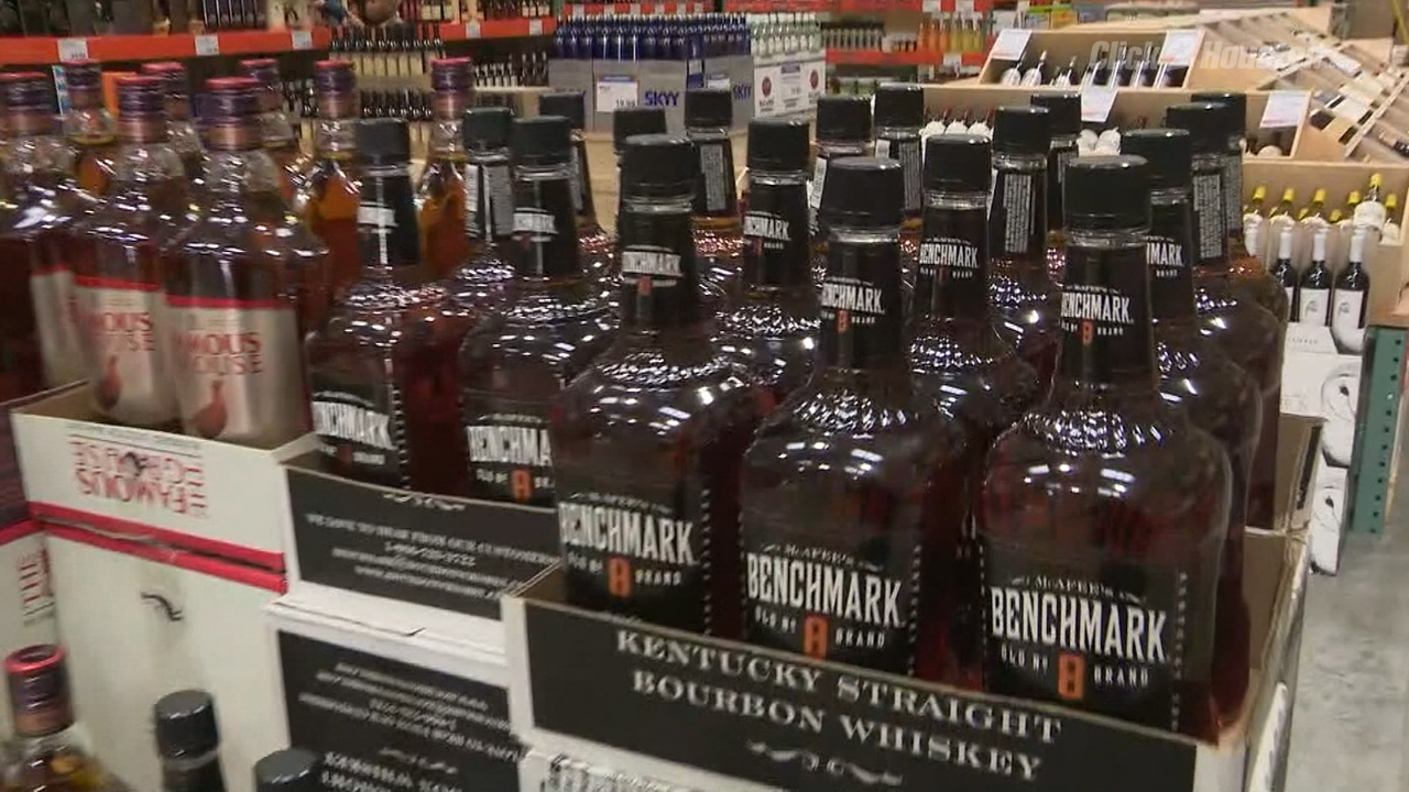 Pearland residents excited for first liquor store opening