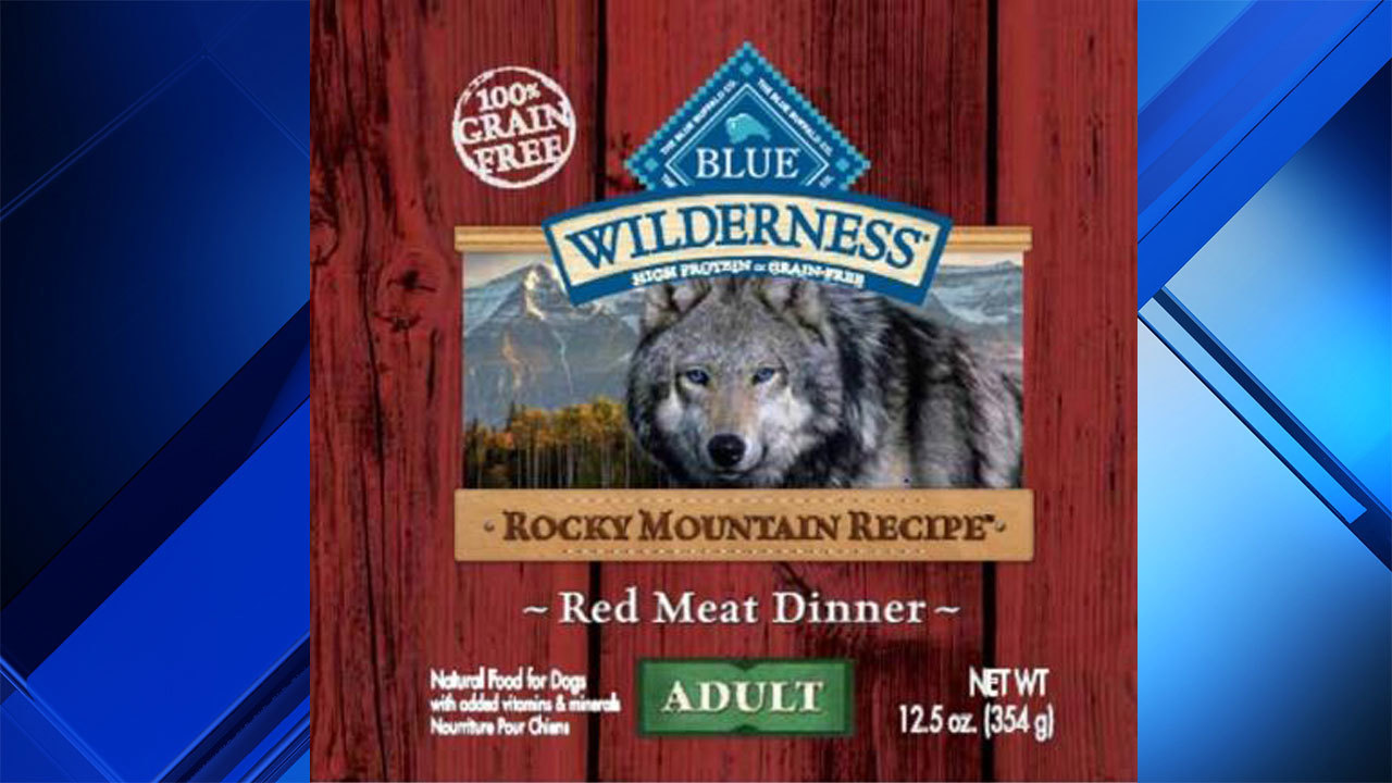 Blue Buffalo Dog Food For  Year Old