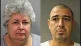Mother Mary, son Jesus arrested during execution of felony warrant