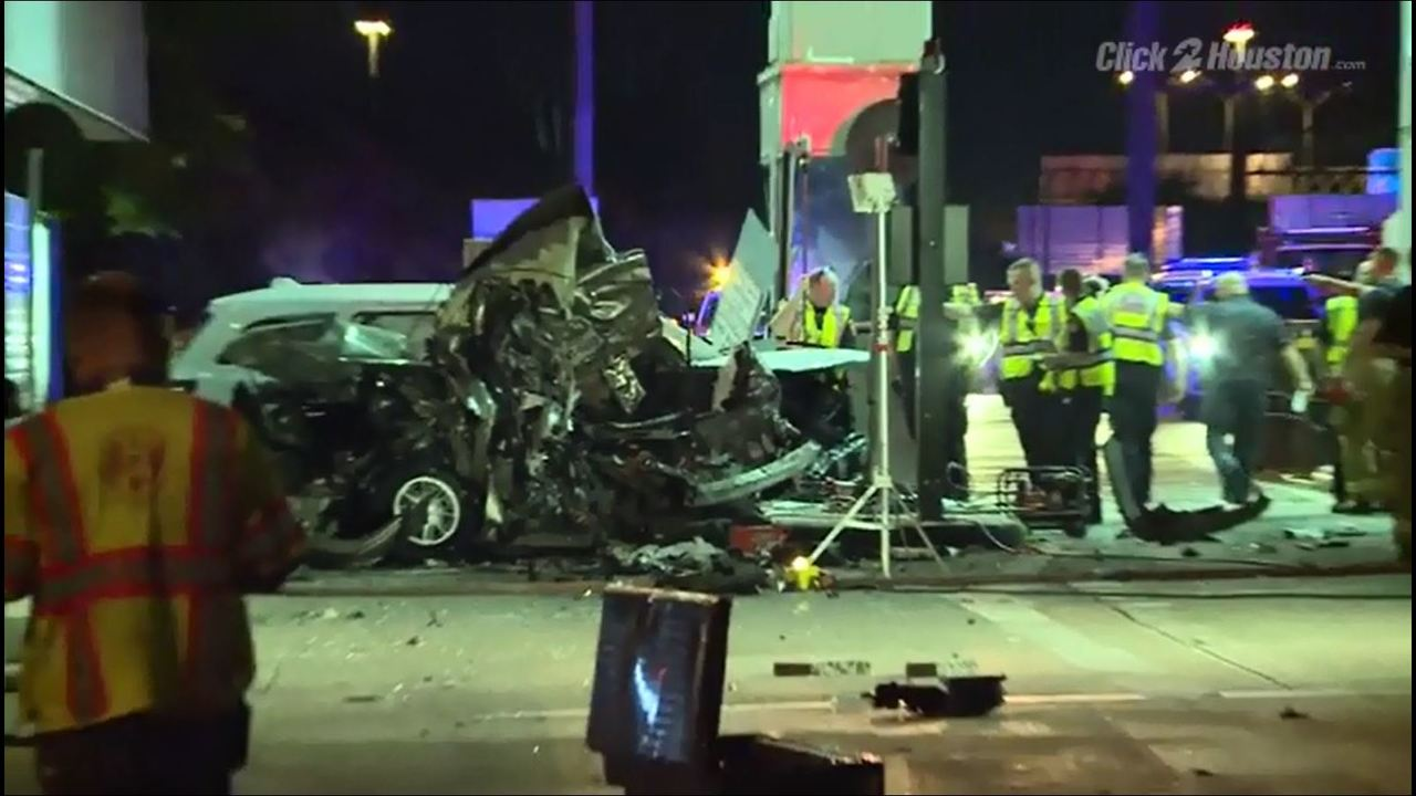 Video Shows Deadly Toll Booth Crash