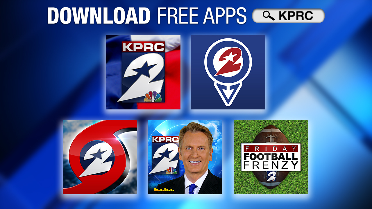 Download FREE apps from KPRC2!