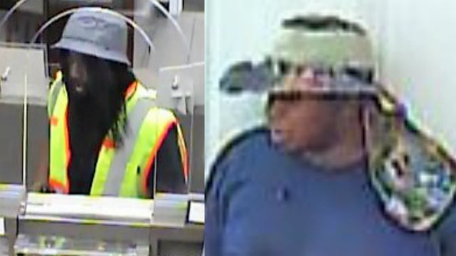 Pearland bank employees robbed at gunpoint