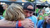Ironman competitor races for friend killed during training