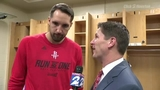 Rockets' Ryan Anderson speaks after Game 4 victory