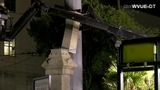 Confederate monuments removed