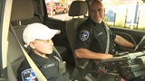 9-year-old cancer patient made honorary police officer