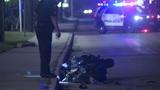 Motorcyclist killed in deadly head-on crash in southwest Houston