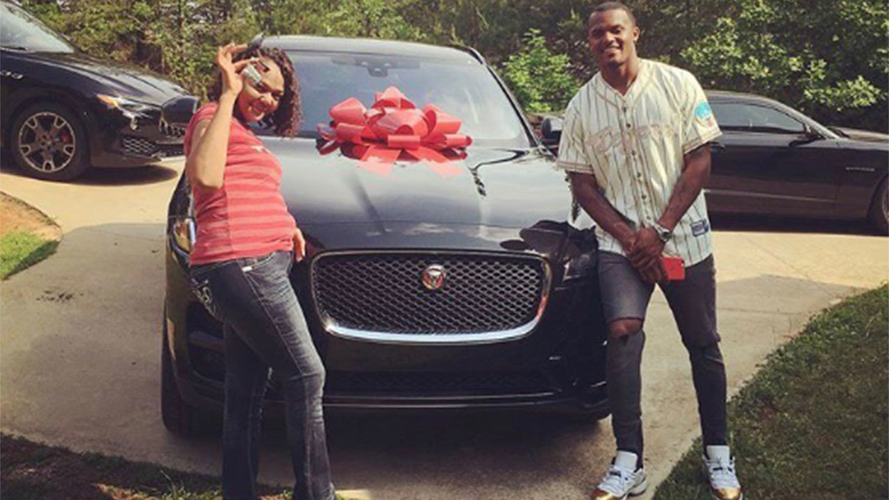 jaguar qb with New Texans Qb Deshaun Watson Buys Mother 2017 Jaguar For Birthday on 2016 Hot Cars Bmw M6 Gt furthermore Mazda To Present New Concept Car as well Nfc North Division Ch ions as well New Texans Qb Deshaun Watson Buys Mother 2017 Jaguar For Birthday likewise 72793 Texas Good Bad And Sleezy.