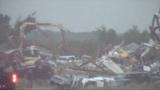 One dead, dozens hurt in 3 tornadoes