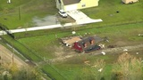 Restoring power after storm damage in Sealy