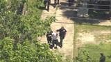 North Houston chase suspect carjacks woman