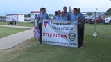 Fallen firefighter's son graduates