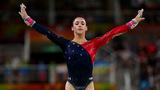 Gymnast Aly Raisman calls out airport worker for 'muscles' comment