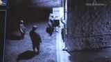 Surveillance video shows 3 men before smash-and-grab