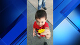 3-year-old child found safe