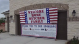 U.S. Army Specialist, family receive new home