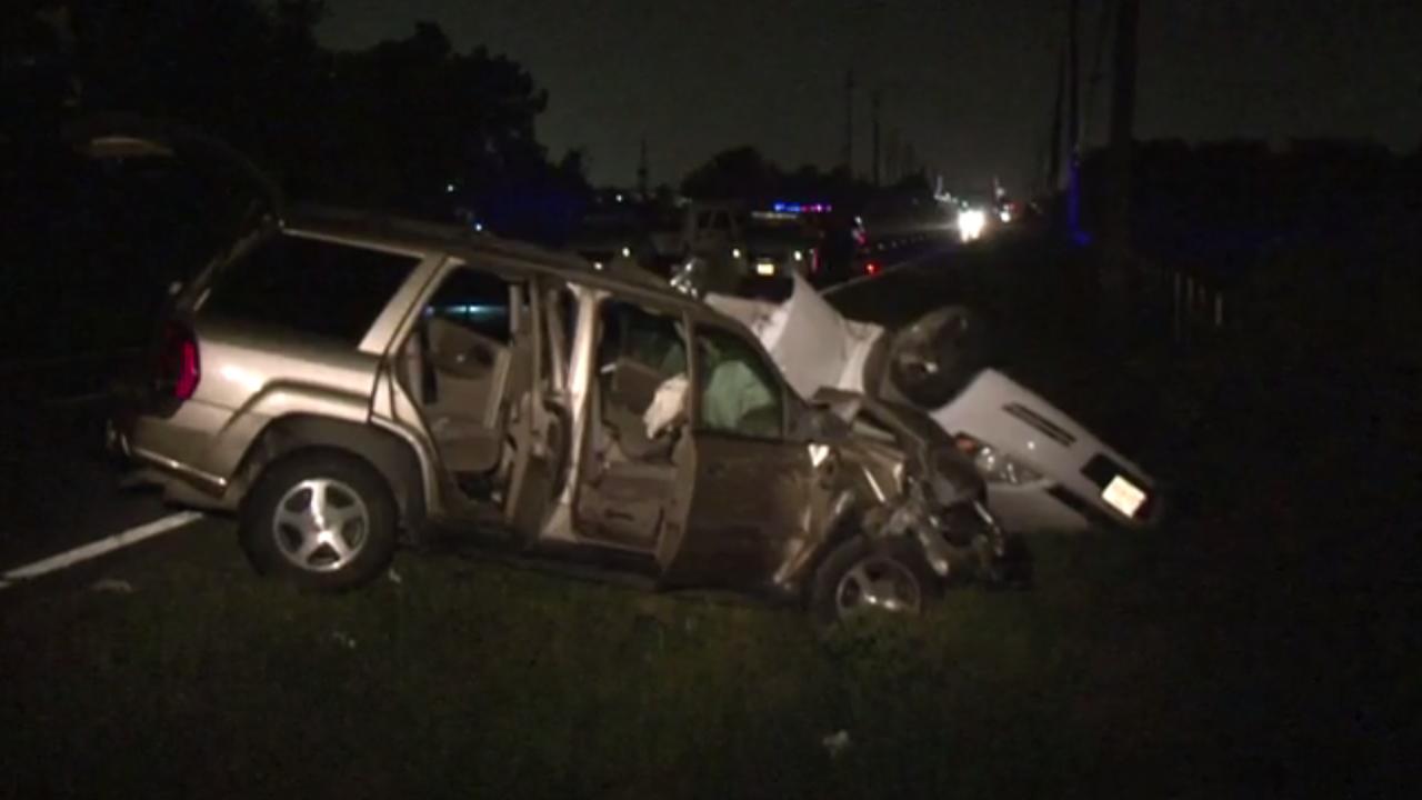 One Car Accident Houston Tx