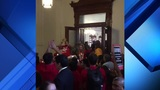 Tense final day of legislative session