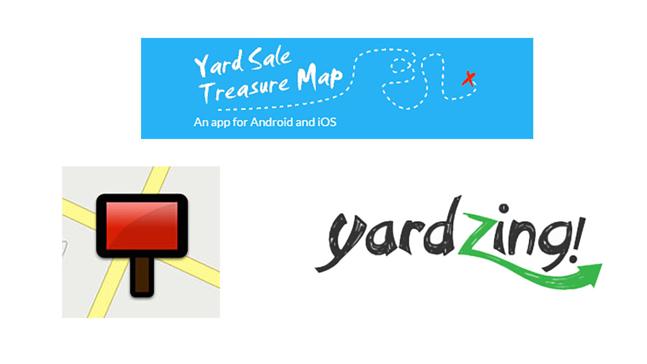Popular 284 list yard sale treasure map for Garage design app