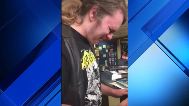 Teen gets surprise Sweet 16 present from late father