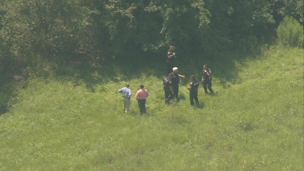 Deputies Dog Remains Found In Northwest Harris County Field