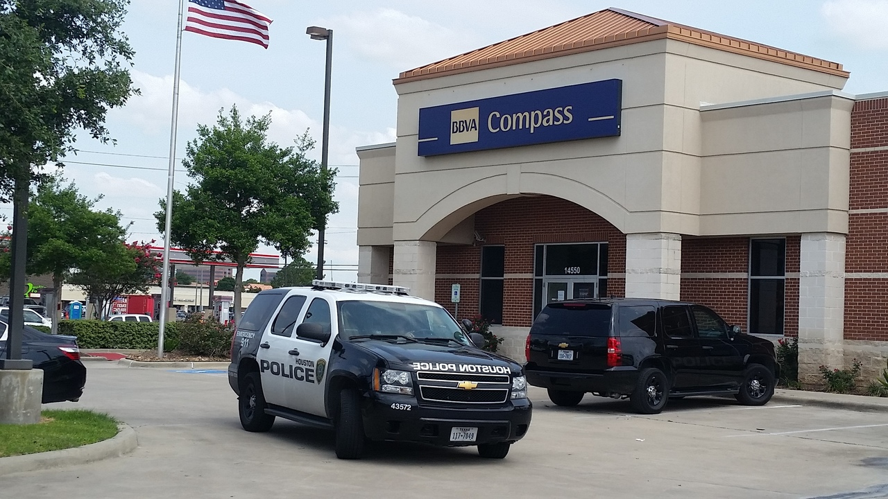 Police investigate robbery at Compass Bank in southwest ...