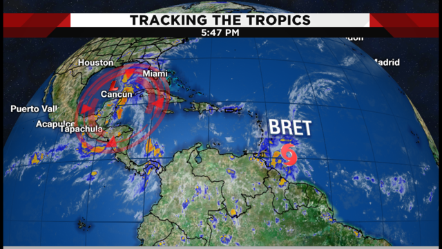 Tracking the tropics 061917 608pm