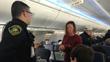 Flight diverted due to unruly passenger