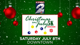 Salvation Army Christmas in July 5K 2017