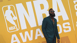 Rockets cash in during inaugural year of NBA Awards show