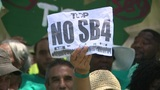 SB4 'Sanctuary Cities' law
