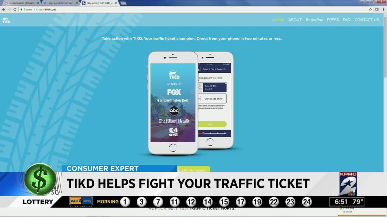 Speeding Ticket App >> Consumer Headlines App Helps Fight Traffic Ticket