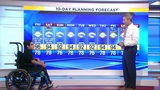 9-year-old boy gets to be honorary KPRC2 meteorologist for day