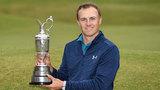 Texan Jordan Spieth wins British Open