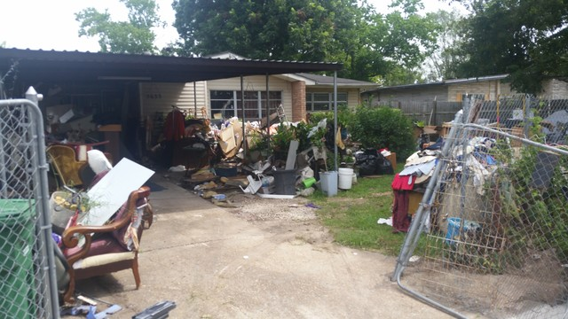 Elderly woman evicted 2