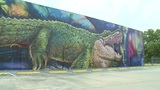 'Gator Wall' at UHD to be demolished for extra parking