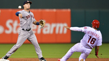 Altuve 4 hits for 2nd day in row, Astros rout Phillies 13-4