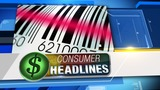 Consumer Headlines for Nov. 19, 2018