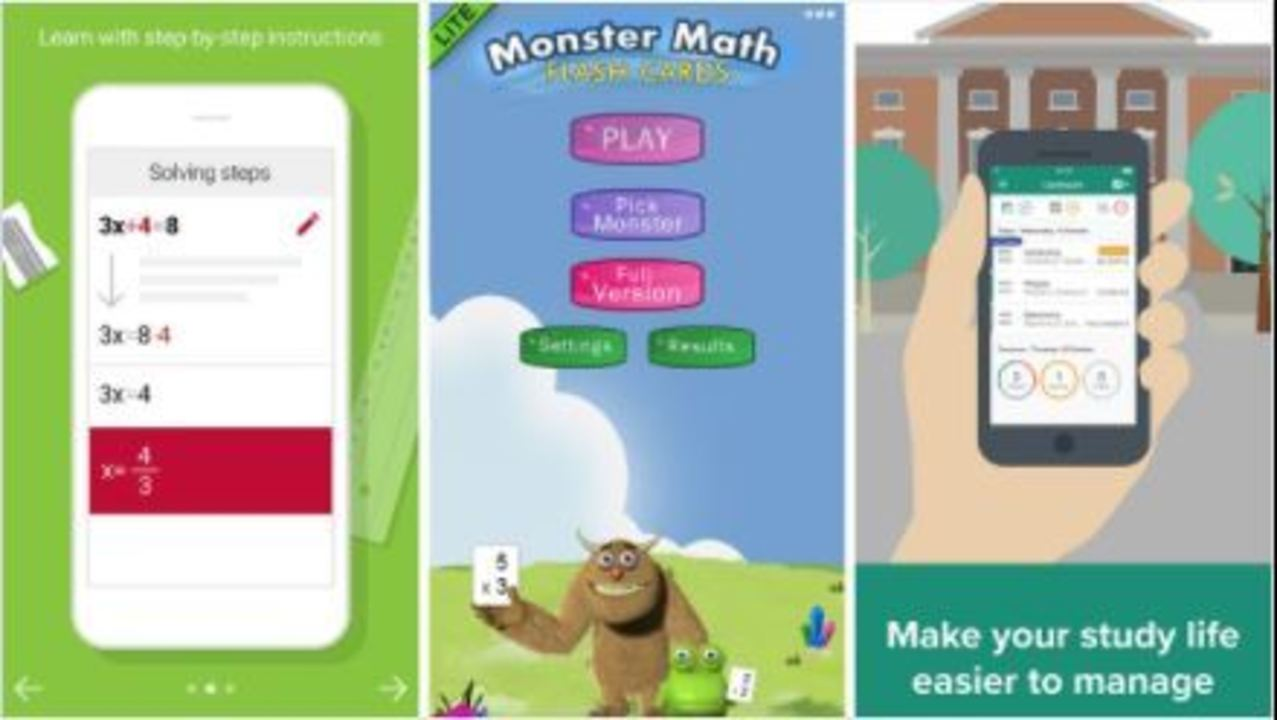 Back2School: Apps to help your child kick-start the school ...